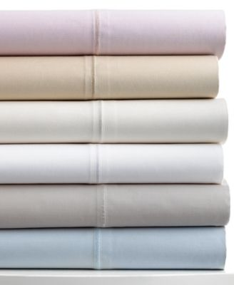 CLOSEOUT! Charter Club Collections Bedding, Supreme 700 Irregular Thread Count Egyptian Cotton Queen Sheet Set