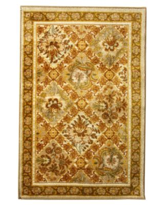 "Bacova ""Mystique"" Carved Rug, 30.7x47.3"""