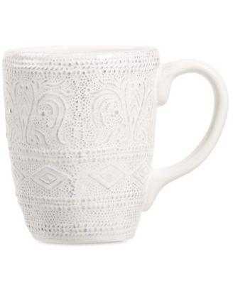 Maison Versailles Blanc Colette Mug