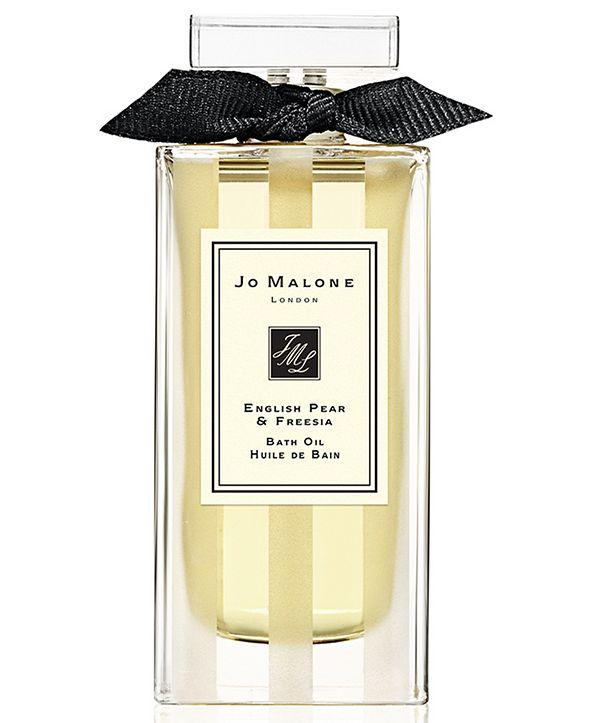 Jo Malone London English Pear & Freesia Bath Oil, 1-oz.
