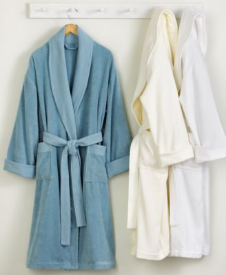 Martha Stewart Collection Robe, Luxury Bathrobe