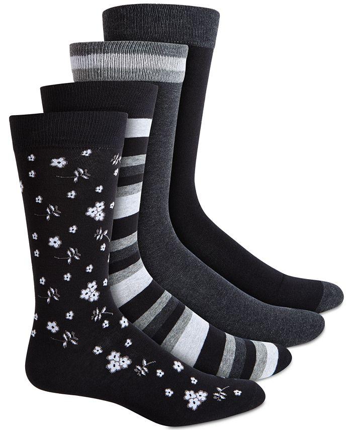 Bar III - Men's 4-Pk. Socks