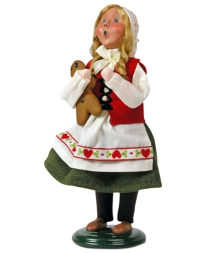 Byers' Choice Collectible Figurine, German Christmas Collection, Gretel
