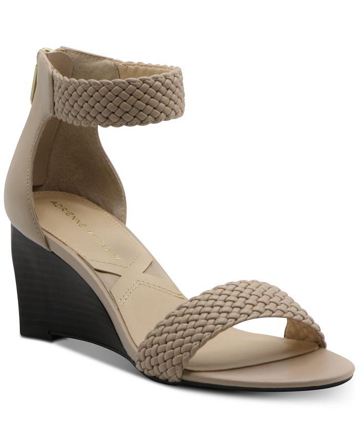 Adrienne Vittadini - Pepper Wedge Sandals