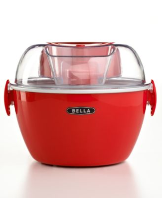 CLEARANCE Bella 13716  Ice Cream Maker