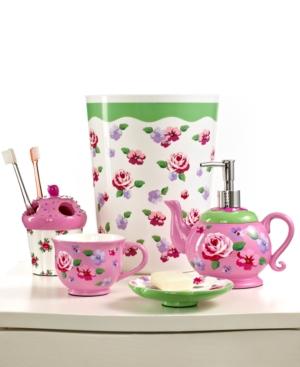 Jay Franco Bath Accessories, Tea Party Collection