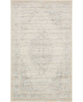 Caan Can2 Taupe 5' x 8' Area Rug