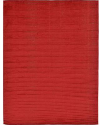 Axbridge Axb3 Red 9' x 12' Area Rug