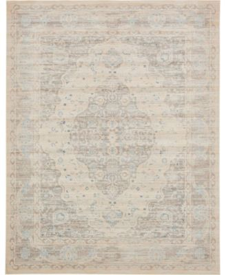 Caan Can2 Taupe 8' x 10' Area Rug