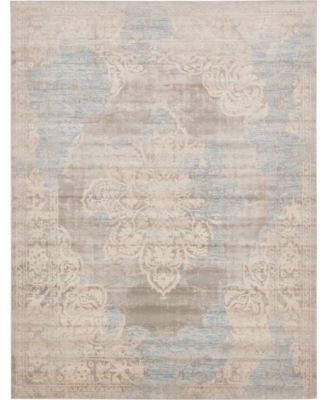 Caan Can4 Taupe 8' x 10' Area Rug
