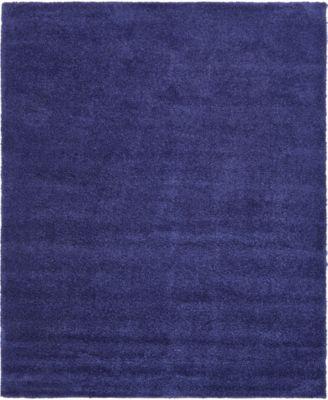 Uno Uno1 Navy Blue 8' x 10' Area Rug