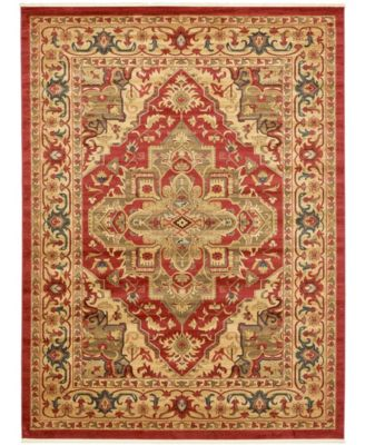 Harik Har9 Red 10' x 13' Area Rug