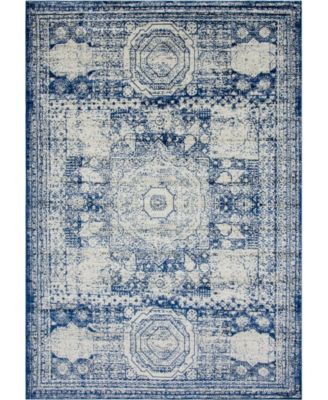 Mobley Mob2 Blue 10' x 14' Area Rug