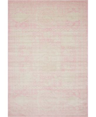 Mobley Mob2 Pink 10' x 14' Area Rug