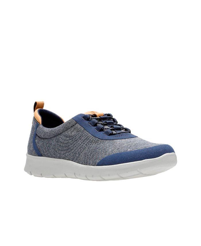 Clarks - Women's Step Allena Bay Cloudsteppers Sneakers