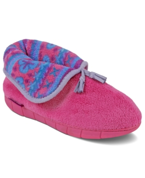 Muk Luks Bootie Slippers Womens Shoes