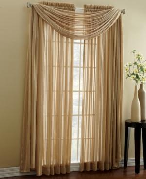 "croscill window treatments, opening night 216"" scarf bedding"