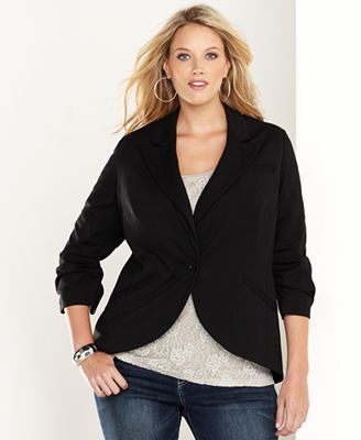 Find a full collection of Women's Plus Size WOMEN'S PLUS SIZE,Plus Size Jackets & Blazers in modern and classic styles, also find plus size dresses, jeans, career, pants, shirts, sweaters, coats and more.