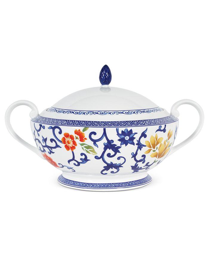 Lauren Ralph Lauren - Mandarin Blue Covered Casserole