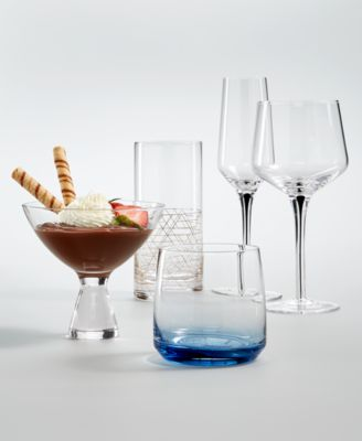 Plateau Martini Glasses, Set of 2, Created for Macy's