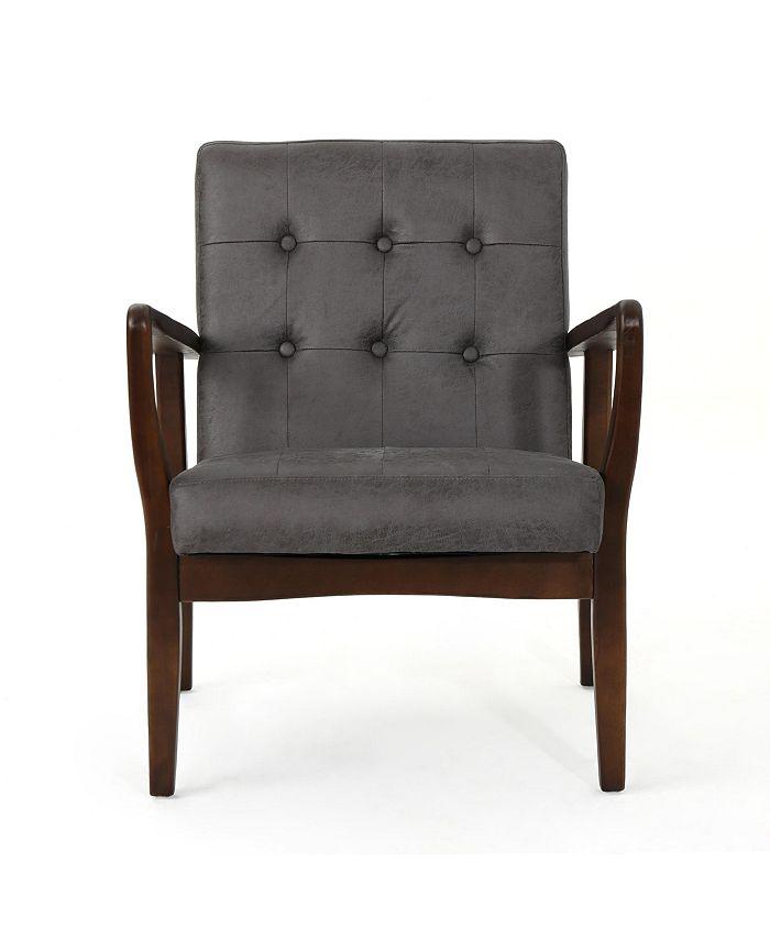 Noble House - Callahan Club Chair, Quick Ship