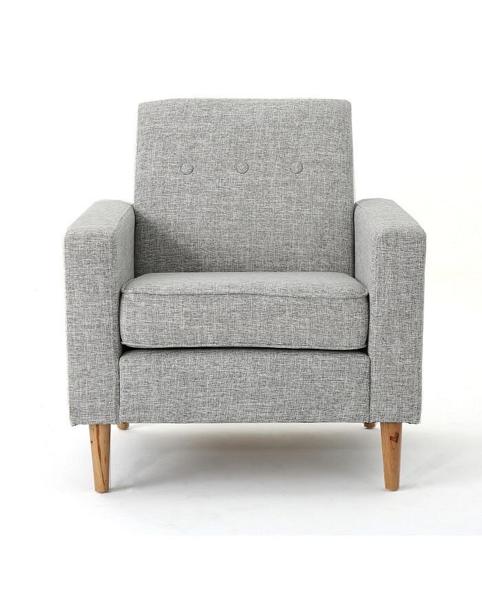 Noble House - Sawyer Club Chair, Quick Ship