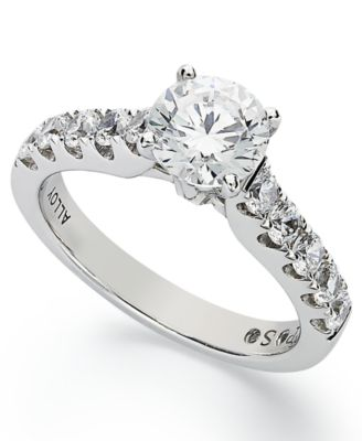 Artcarved Wedding Ring 51 Inspirational Diamond Ring k White