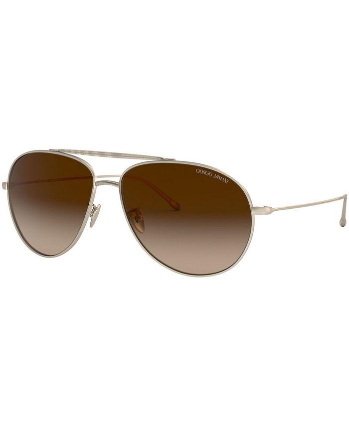 Giorgio Armani - Sunglasses, AR6093 61
