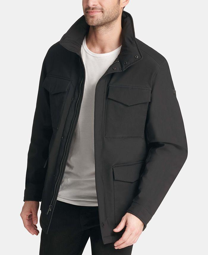 DKNY - Men's 4-Pocket Utility Jacket