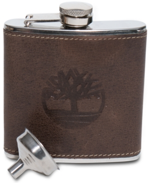 Timberland Accessories Leather Flask