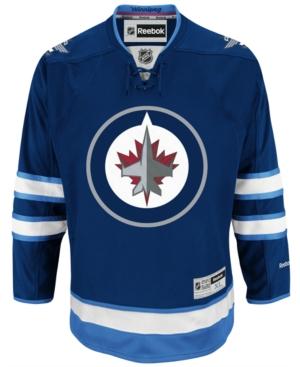 Reebok NHL Jersey Winnipeg Jets Premier Hockey Jersey