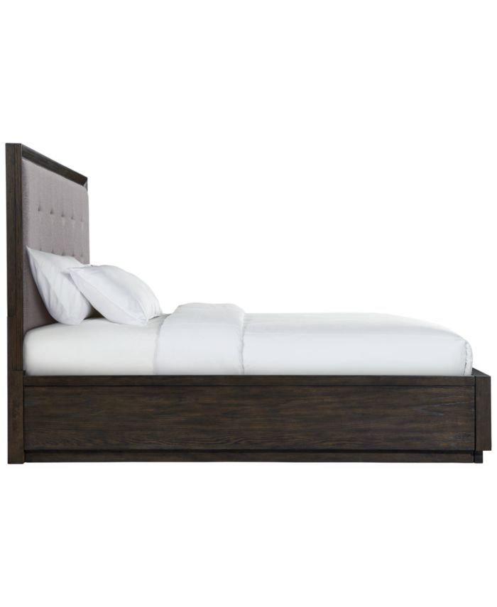 Furniture Morgan Storage King Bed, Created for Macys & Reviews - Furniture - Macy's