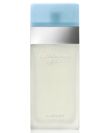 Dolce Amp Gabbana Light Blue Eau De Toilette 1 7 Oz Shop