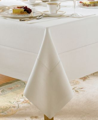 "Waterford Addison 70"" x 104"" Tablecloth"
