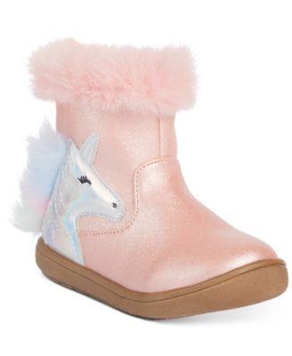 Sugar Toddler Girls Pink Unicorn