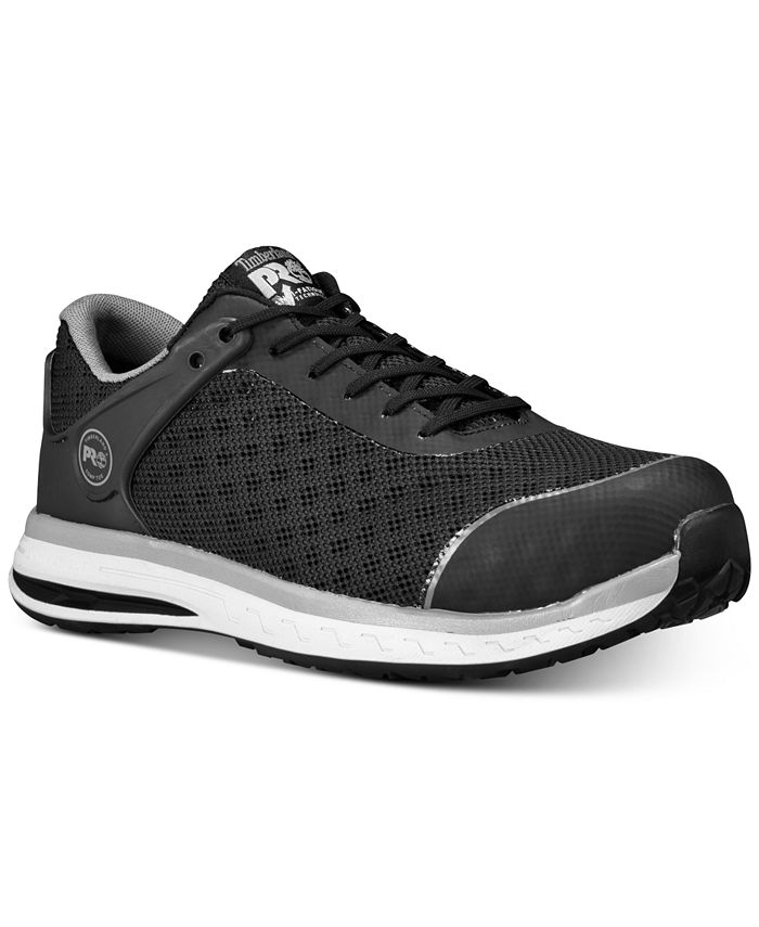Timberland - DriveTrain Oxford Mesh Composite-Toe Sneakers