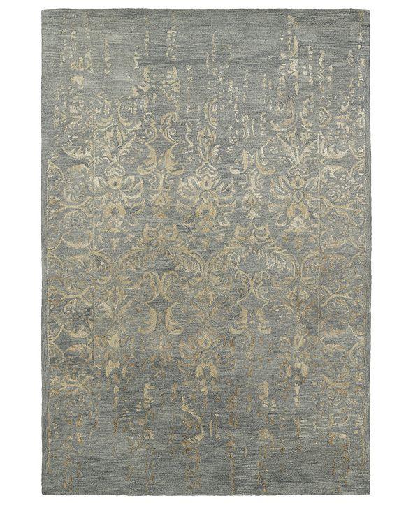 Kaleen Mercery MER03-18 Bronze 2' x 3' Area Rug