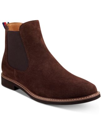 Tommy Hilfiger Greene Chelsea Boots