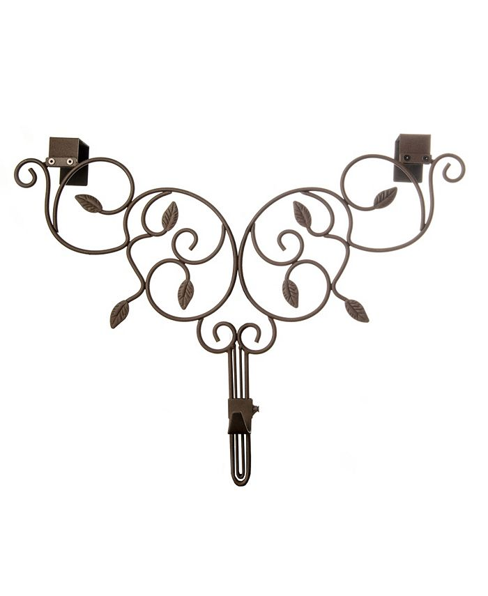 Village Lighting - Adjustable Wreath Hanger - Ivy
