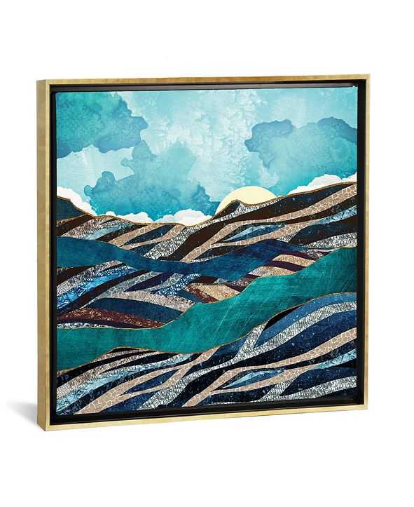 "iCanvas New Day by Spacefrog Designs Gallery-Wrapped Canvas Print - 26"" x 26"" x 0.75"""