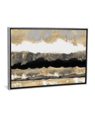 Golden Undertones Ii by Rachel Springer Gallery-Wrapped Canvas Print - 18