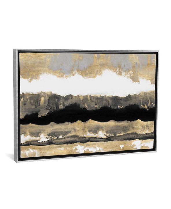 """iCanvas Golden Undertones Ii by Rachel Springer Gallery-Wrapped Canvas Print - 18"""" x 26"""" x 0.75"""""""