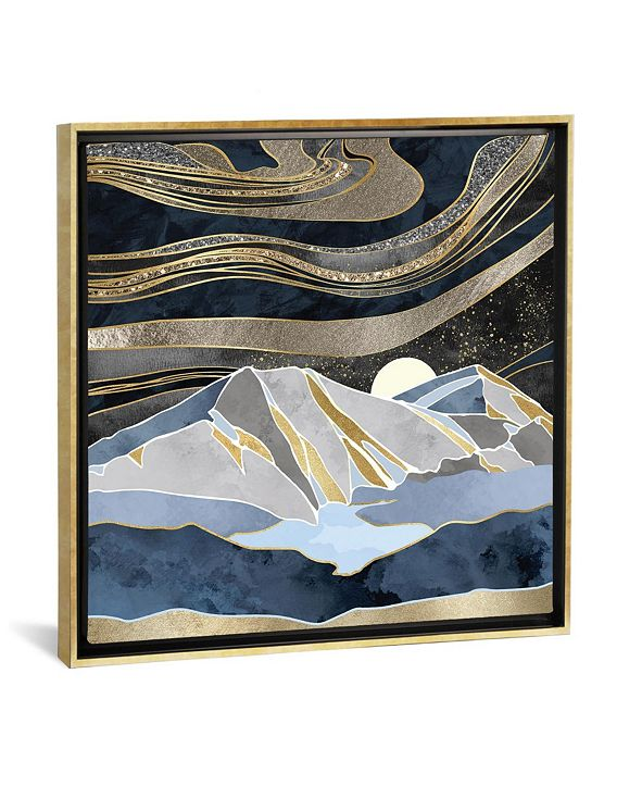 iCanvas Metallic Sky by Spacefrog Designs Gallery-Wrapped Canvas Print