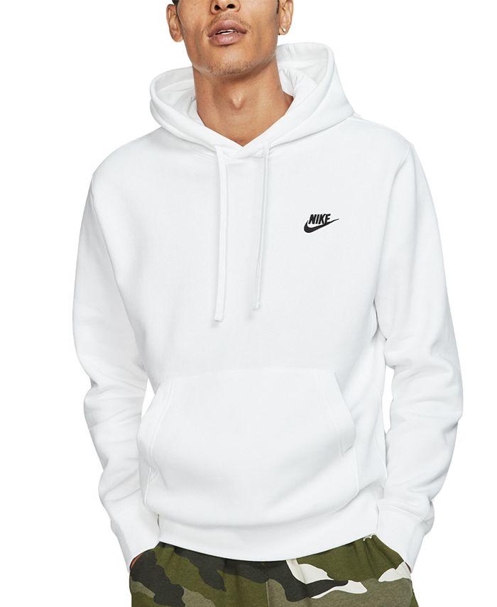 Nike - Men's Sportswear Club Fleece Hoodie