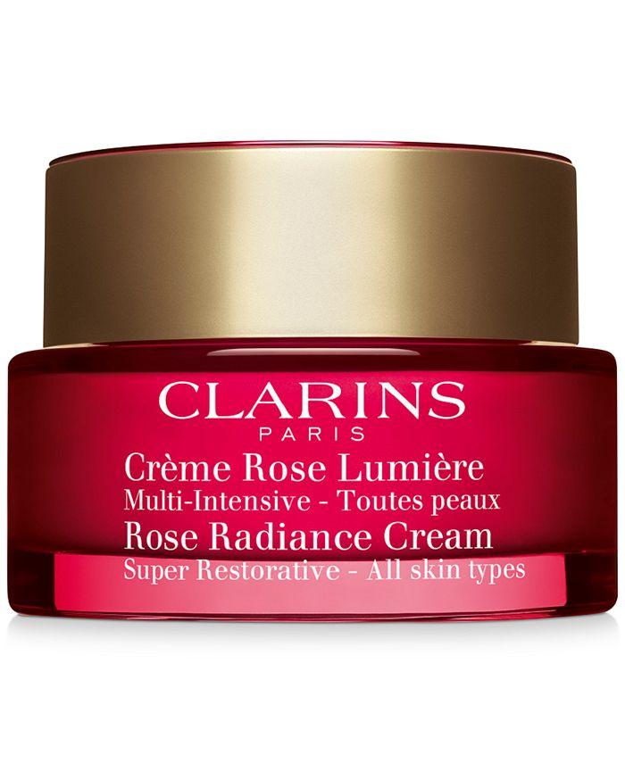 Clarins - NEW Rose Radiance Cream, 1.7-oz.