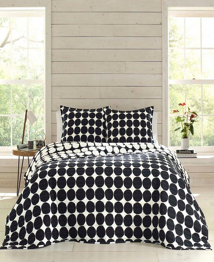 Marimekko - Pienet Twin Kivet Quilt Set
