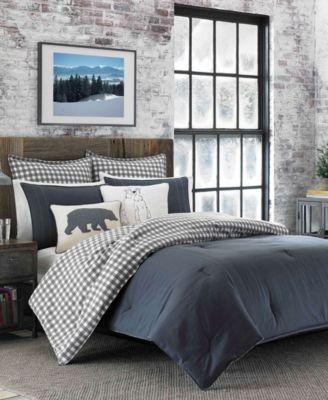 Kingston Comforter Set, King