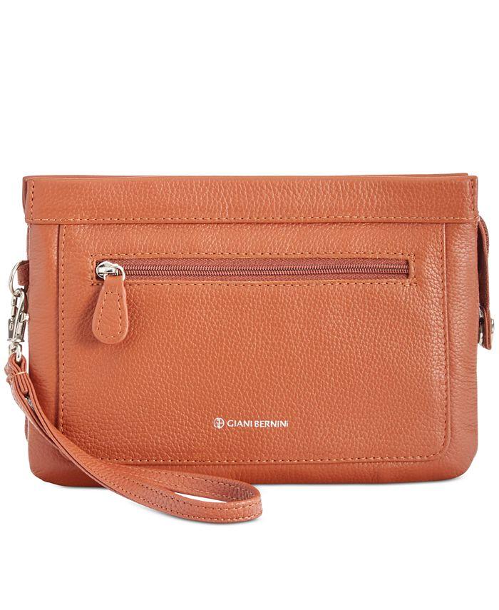 Giani Bernini - Softy Mini Crossbody Wallet
