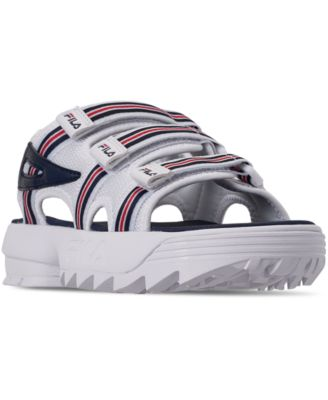women's fila disruptor athletic sandals