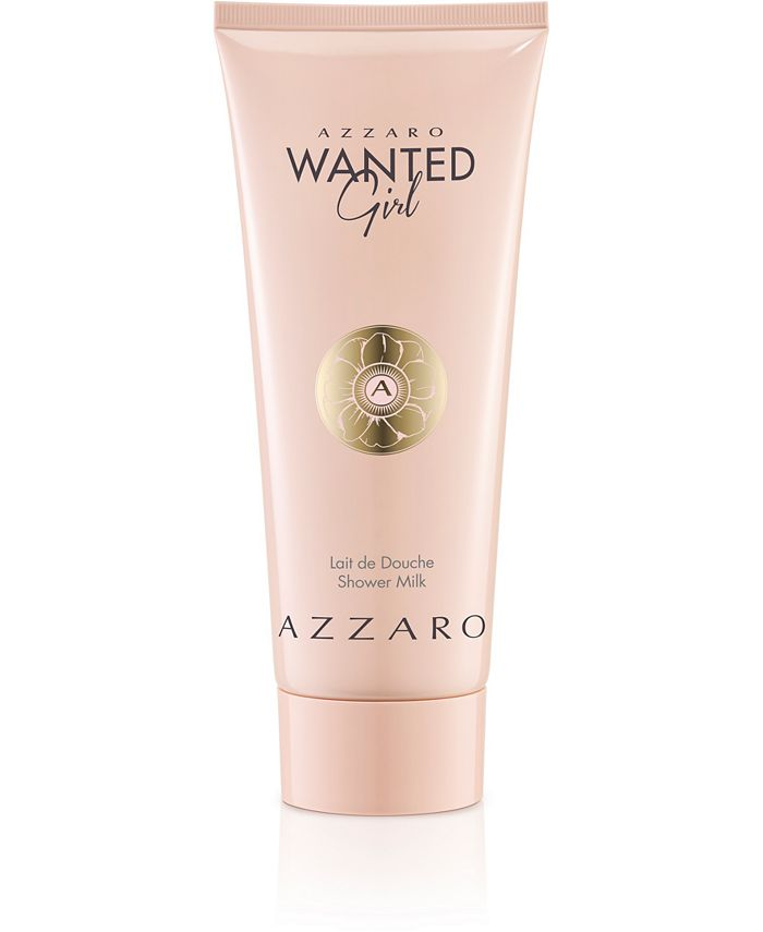 Azzaro - Wanted Girl Eau de Parfum Shower Milk, 6.8-oz.
